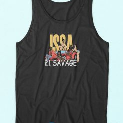 21 Savage Tank Top