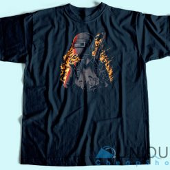 PUBG Fire Soldier T-Shirts