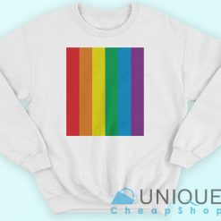 The 1975 Rainbow Sweatshirt