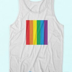 Rainbow Loving Someone Tank Top