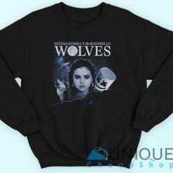 Wolves Marshmello X Selena Sweatshirt