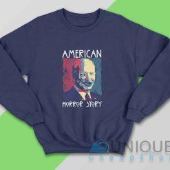 American Horror Story Sweatshirt Color Navy