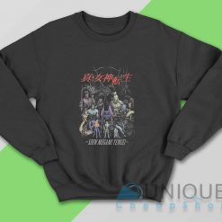Shin Megami Tensei Sweatshirt