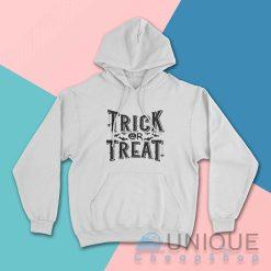 Trick Or Treat Halloween Hoodie